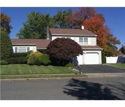 North Edison Single Family Home For Sale: 11 Tennyson Street