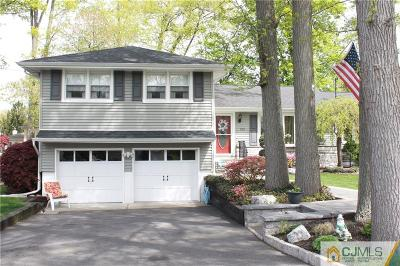 North Edison Single Family Home For Sale: 126 Alfred Street