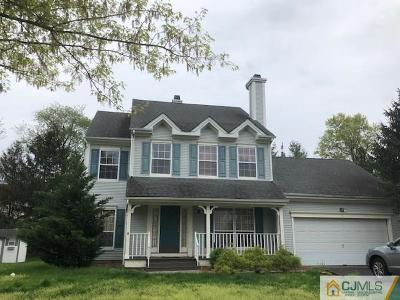 Piscataway Single Family Home Active - Atty Revu: 574 Buckingham Drive