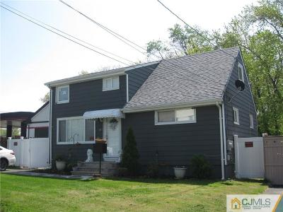 Hopelawn Single Family Home Under Contract Cont to Show: 103 Laurel Street