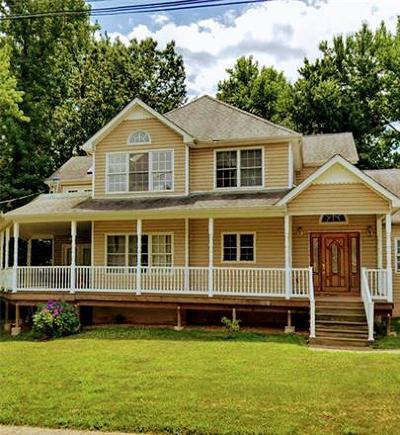 Edison Single Family Home For Sale: 245 Fletcher Street
