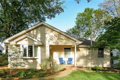Metuchen Single Family Home For Sale: 78 Hazelwood Avenue