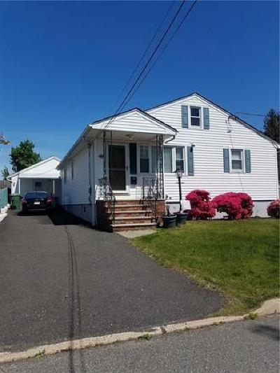 Sayreville Single Family Home For Sale: 184 Wessco Street