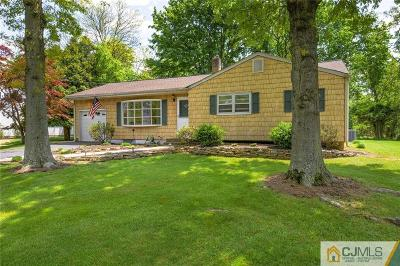 Piscataway Single Family Home For Sale: 317 Rivercrest Drive