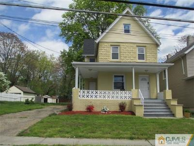 Piscataway Single Family Home For Sale: 311 Rock Avenue