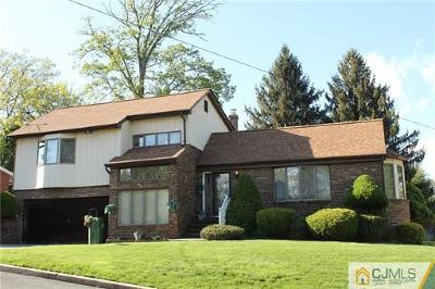 Sayreville Single Family Home For Sale: 7 Coyle Street