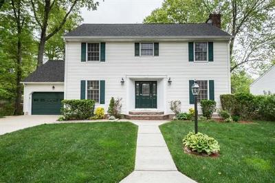 Metuchen Single Family Home For Sale: 28 Aldrich Avenue