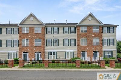 Somerset County Condo/Townhouse For Sale: 2 Tory Jack Terrace