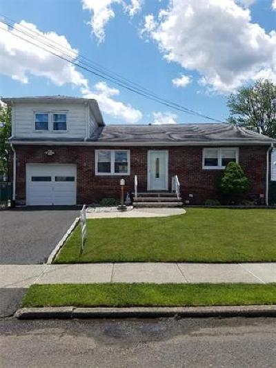 Colonia Single Family Home For Sale: 188 Jeffery Road
