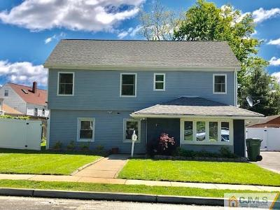 Edison Single Family Home For Sale: 7 Gurley Road