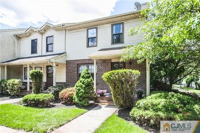 Metuchen Condo/Townhouse For Sale: 183 Durham Avenue