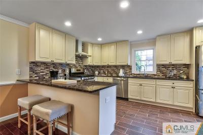 Colonia Single Family Home For Sale: 14 N Hill Road