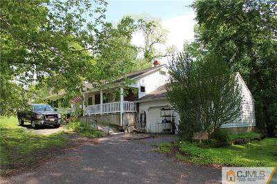 Single Family Home Active - Atty Revu: 406 Hoffman Station Road