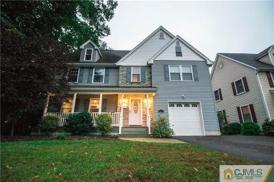 South Plainfield Single Family Home For Sale: 336 Firth Street