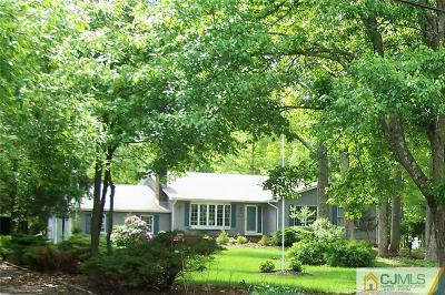 Somerset County Single Family Home For Sale: 1362 Crim Road