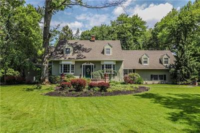 Edison Single Family Home For Sale: 4 Southfield Road
