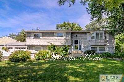 East Brunswick Single Family Home For Sale: 53 University Road