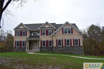 Monroe Single Family Home For Sale: 160 River Road