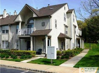 East Brunswick Condo/Townhouse For Sale: 1203 Commons Drive #03