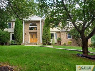 Monroe Single Family Home For Sale: 5 Polonia Court