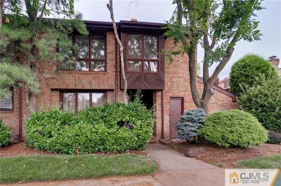North Brunswick Condo/Townhouse For Sale: 419 Willowbrook Drive