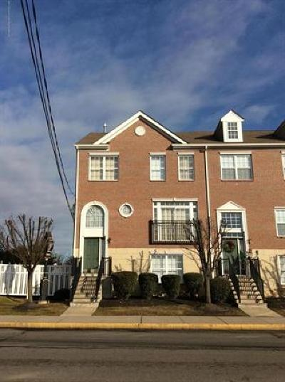Perth Amboy Condo/Townhouse For Sale: 396 Fayette Street #396