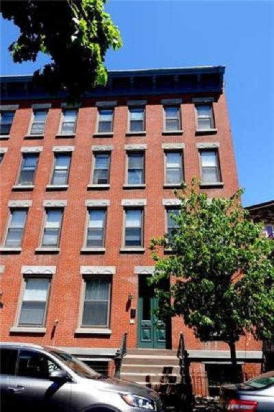 Jersey City Condo/Townhouse For Sale: 250 York Street #3C
