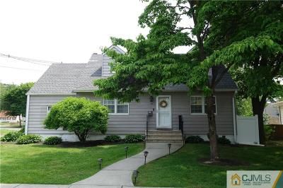 Single Family Home For Sale: 18 Monroe Place