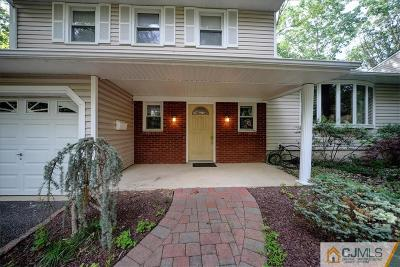 East Brunswick Single Family Home For Sale: 25 Myrtle Road