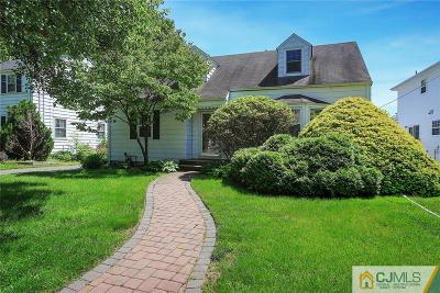 Metuchen Single Family Home Active - Atty Revu: 147 Woodbridge Avenue