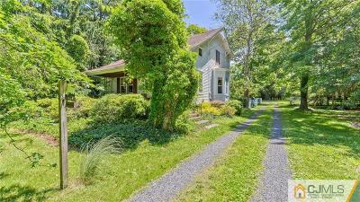 Somerset County Single Family Home For Sale: 56 S Middlebush Road