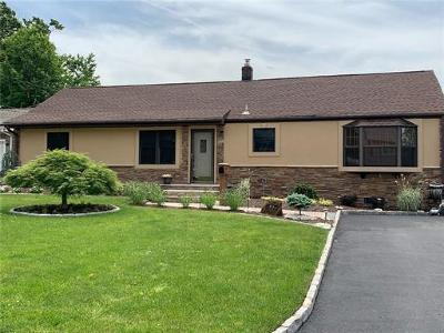 Colonia Single Family Home For Sale: 91 S Hill Road