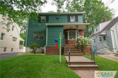 Linden Single Family Home For Sale: 214 E Munsell Avenue