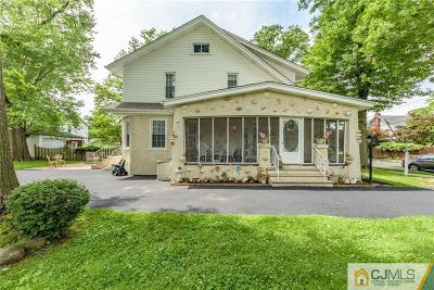 Rahway, Rahway City Single Family Home For Sale: 410 Sycamore Street