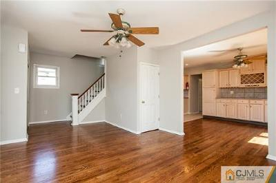 Metuchen Single Family Home For Sale: 15 Wilmer Place
