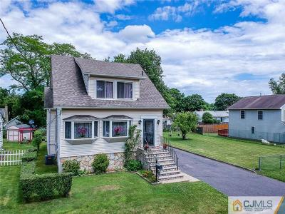 Piscataway Single Family Home For Sale: 1121 Smith Street