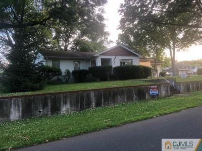 Colonia Single Family Home For Sale: 462 Outlook Avenue