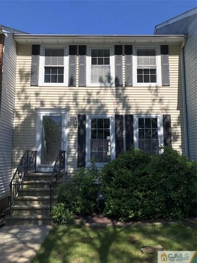 Sayreville Single Family Home For Sale: 2 Rodio Court