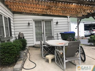 Edison Single Family Home For Sale: 1105 New Dover Road