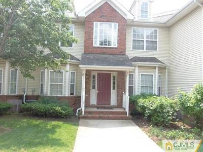 Piscataway Condo/Townhouse For Sale: 310 Moonlight Drive #310