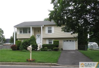 South Plainfield Single Family Home For Sale: 2000 Sims Place