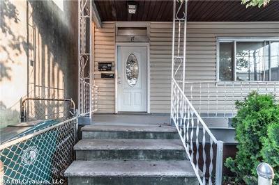 Perth Amboy Multi Family Home For Sale: 77 Washington Street