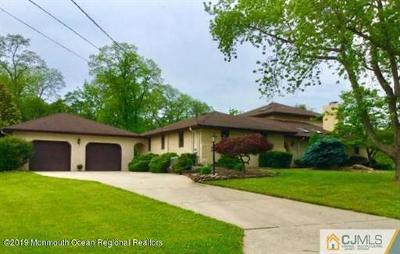 Single Family Home For Sale: 20 Moore Road