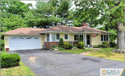 Old Bridge NJ Single Family Home For Sale: $300,000