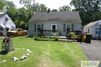 Old Bridge Single Family Home For Sale: 40 W Greystone Road
