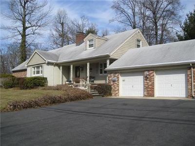 Edison Single Family Home For Sale: 31 Mason Drive