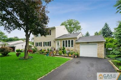 Piscataway Single Family Home For Sale: 10 Wyndmere Road