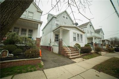 Perth Amboy Single Family Home For Sale: 314 Herbert Street