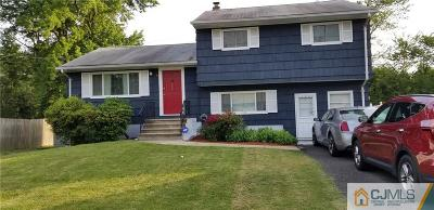 North Brunswick Single Family Home For Sale: 600 Holly Lane