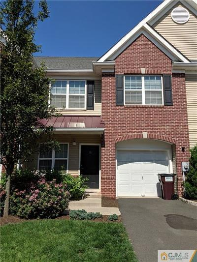 Piscataway Condo/Townhouse For Sale: 15 Masters Boulevard #1515
